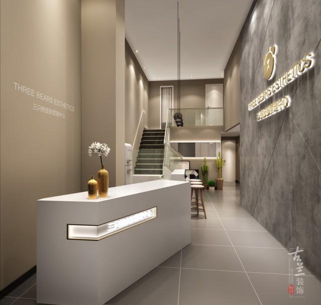 成都美容院设计 成都美容院装修-美容院装修的风格设计。欢迎电话咨询