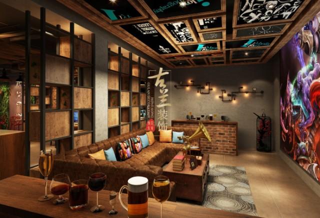 菲猫网咖-新疆网咖设计 甘孜网咖设计公司