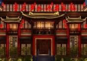 贵阳火锅店设计 成都中式火锅店设计
