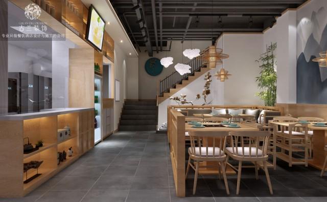 餐饮店装修要点之灯光设计:餐厅的灯光设计,不但能提升30%~40%的吸客率,还能很大程度影响客人的用餐时间,提升40%左右的营业额。餐厅不同的空间,如餐桌、门面、窗边座位……对灯光都是有不同要求的。您的餐厅重视了灯光效果吗?  成都餐厅设计案例展示:  项目名称:牛宝贝牛肉养生汤锅店  项目地址:成都市互助佳园1462-1464号(植物园地铁口对面)