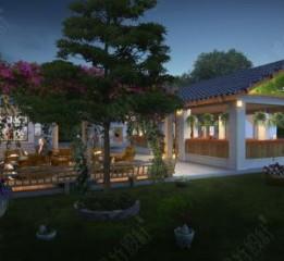 成都花园餐厅设计——安珠儿花园特色