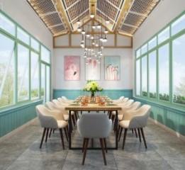 成都主题餐厅设计公司——巡游记·杜