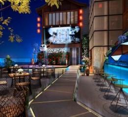 成都餐厅设计公司——巡游记·金勺子