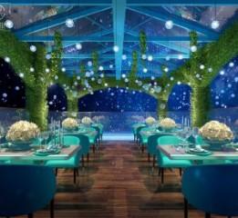 成都海鲜餐厅设计——巡游记·北国の