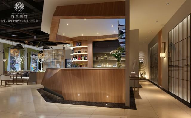 云南昆明餐厅设计|成都中餐厅装修设计图【昆明迷你川香餐厅】