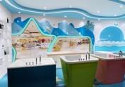 攀枝花婴儿游泳馆设计|婴儿游泳馆设