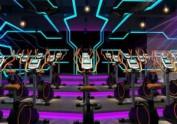 成都健身房设计——极健健身房