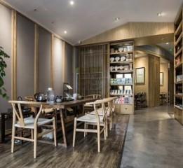 专业茶楼设计公司——闻之轩茶楼