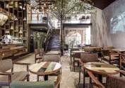 成都咖啡厅装修公司——sweet 咖啡厅
