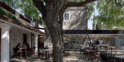 佩德罗·利夫尼将乌拉圭的历史房屋改的相关图片