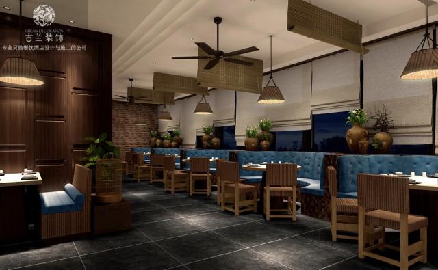 """提倡绿色、生态、环保,创造世界级的餐饮体验,独有的旗舰设计概念,以独特的店面及入口设计结合富有想象力的店内陈设、展示及照明设计为顾客创造出""""多感官""""的消费体验;创建现代餐饮强调开放性、通透度,结合公共区域""""花园""""的概念打造一个户外用餐的体验。"""