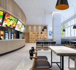 西安食堂设计公司——航空学院大学食