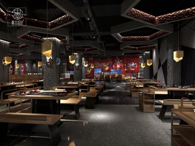 西安专业火锅店设计