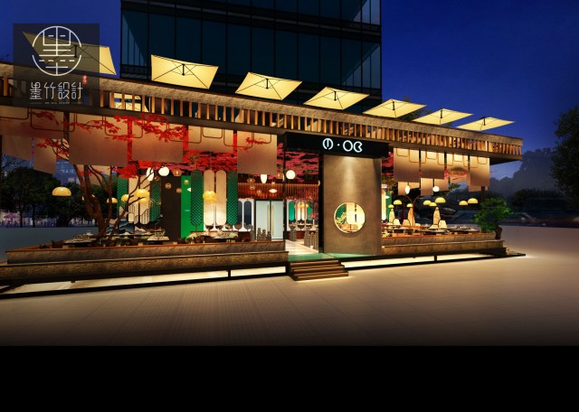 西安酒馆设计公司