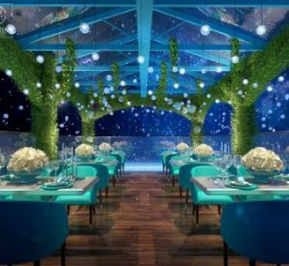 巡游记·北国の主题海鲜餐厅设计  
