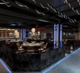 鱼上渔海鲜餐厅设计   南宁餐厅设计
