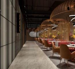 餐厅设计|餐厅装修设计公司