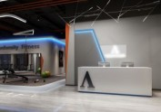健身房设计——健身房设计公司