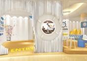 西安儿童体育馆设计—-儿童健身房设