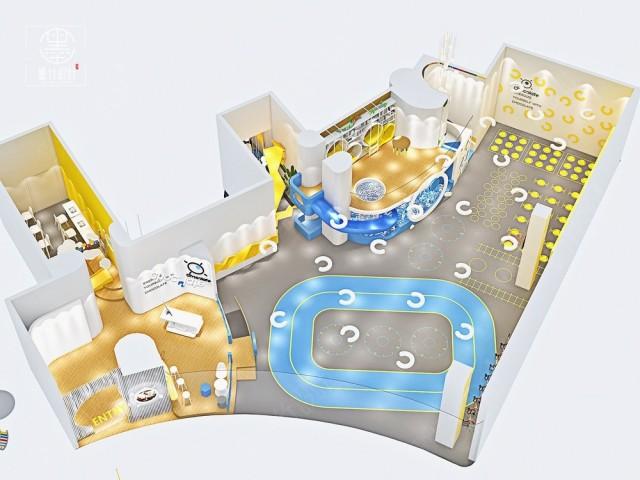 西安儿童体育馆设计