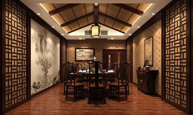 西安专业茶楼设计公司