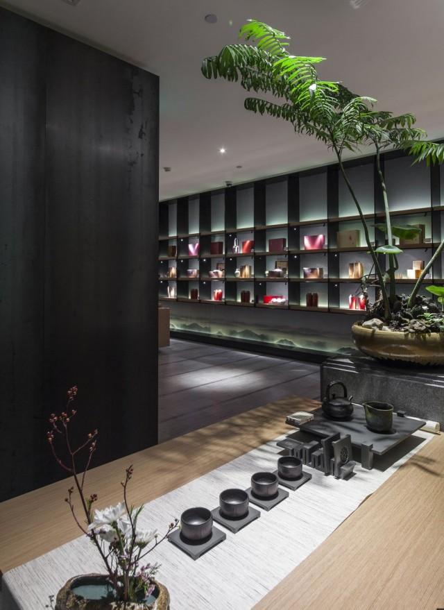 西安专业茶艺馆设计