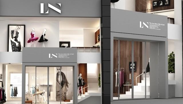西安女装店设计公司