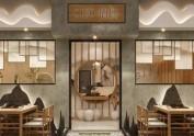 西安咖啡厅设计——CIZO栖座咖啡厅