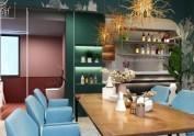 西安专业咖啡厅设计——WAKE COFFEE