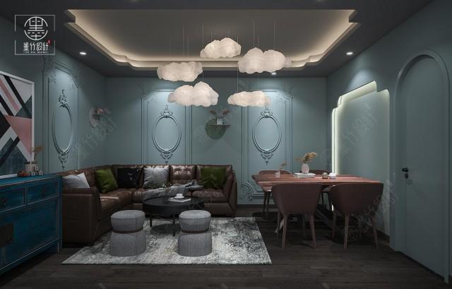 西安专业咖啡厅设计