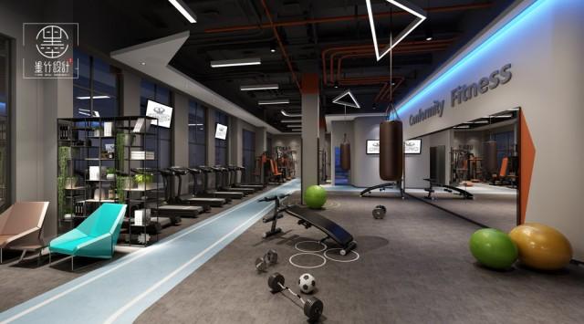 重庆健身房设计公司