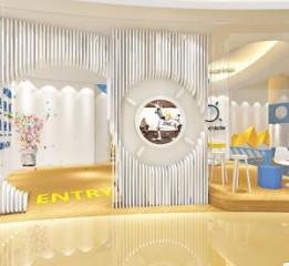 重庆儿童体育馆设计——儿童体适能馆