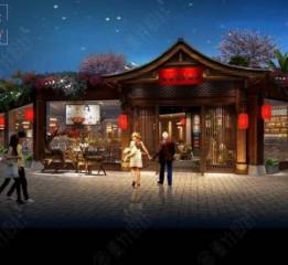 汤锅城店面设计   成都餐厅设计公司
