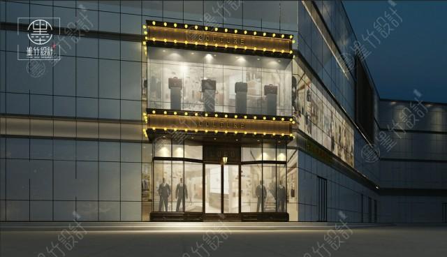 重庆服装店设计公司