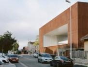 位于法國南特雷的整體監獄建筑設計
