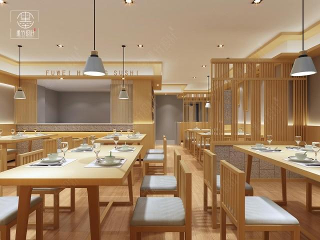 贵阳料理店设计