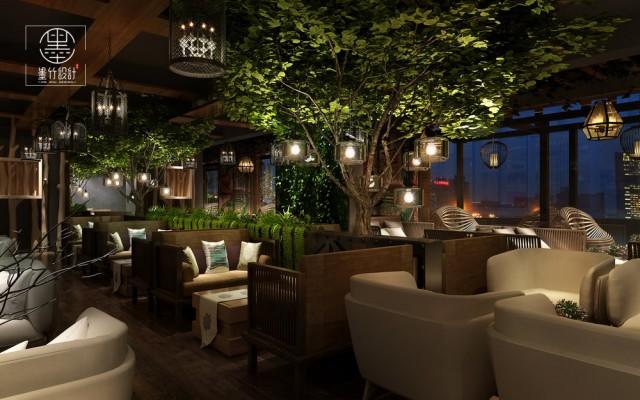 贵阳音乐餐厅设计