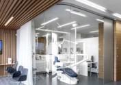 上海牙科诊所装修,上海口腔医院设计,