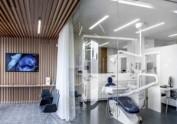 重庆牙科诊所装修,重庆口腔医院设计,