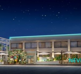 广东湛江主题餐厅设计|梦幻岛6号主题