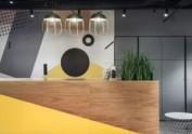 深圳办公室空间装修设计高技术高情感