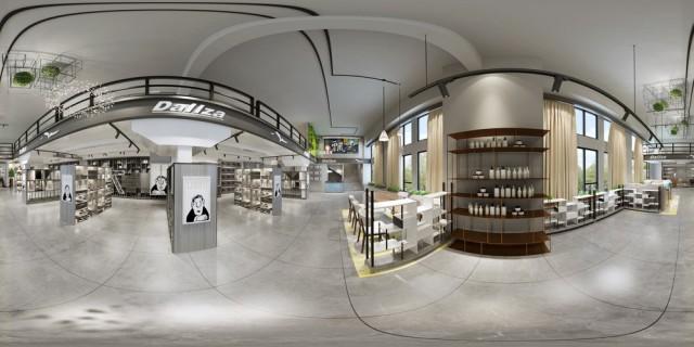 西安理发店设计公司
