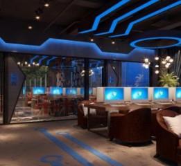 西安网吧设计——吧友电竞馆网咖