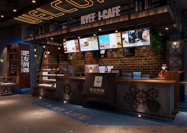 西安网吧设计