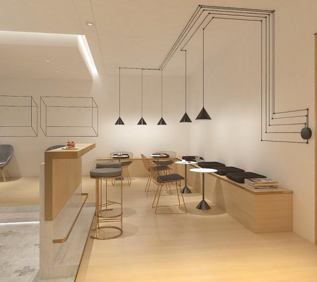 西安咖啡店设计