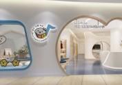 《宾尼早教中心设计》广州早教中心设