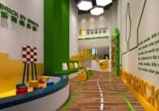 成都早教中心设计|乐高早教中心设计