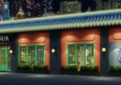 南充餐厅烧烤店设计 | 高丽轩韩国烤