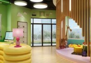 成都幼儿早教中心装修设计|爱尔丝早