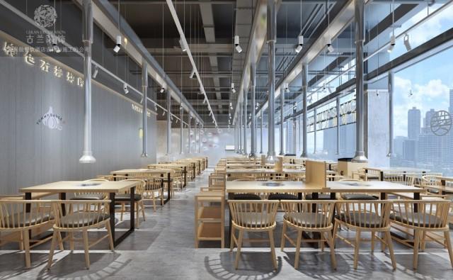 重庆烧烤烤肉店设计|重庆餐厅设计公司